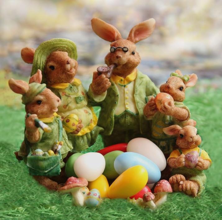 Lekar till påsken