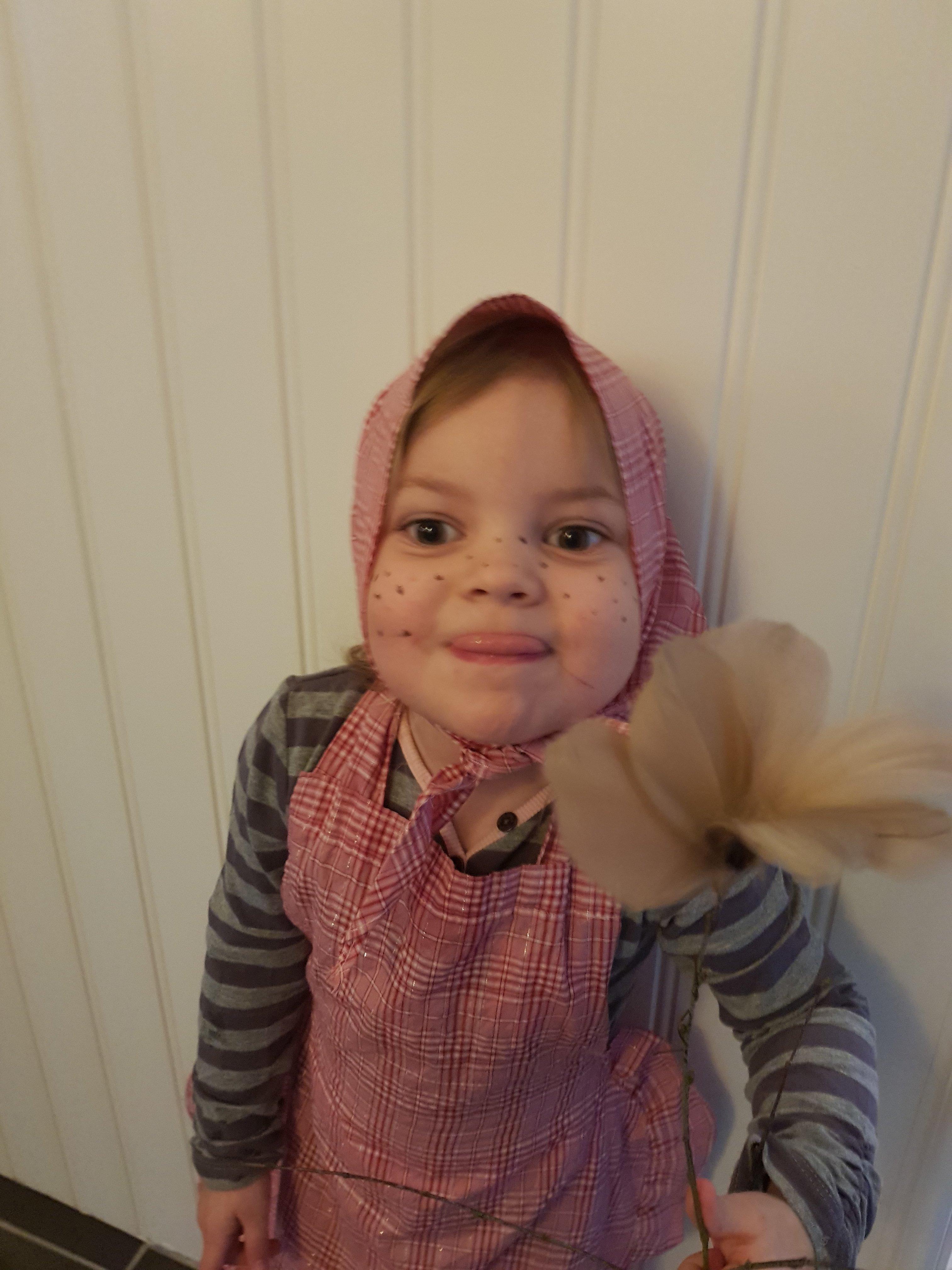 Påskfest på förskolan