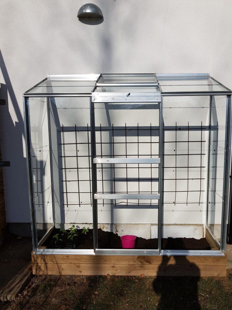 Växthus från hemfint
