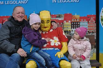 rabatter och gratisbiljetter till Legoland