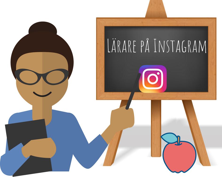 Lärare på instagram