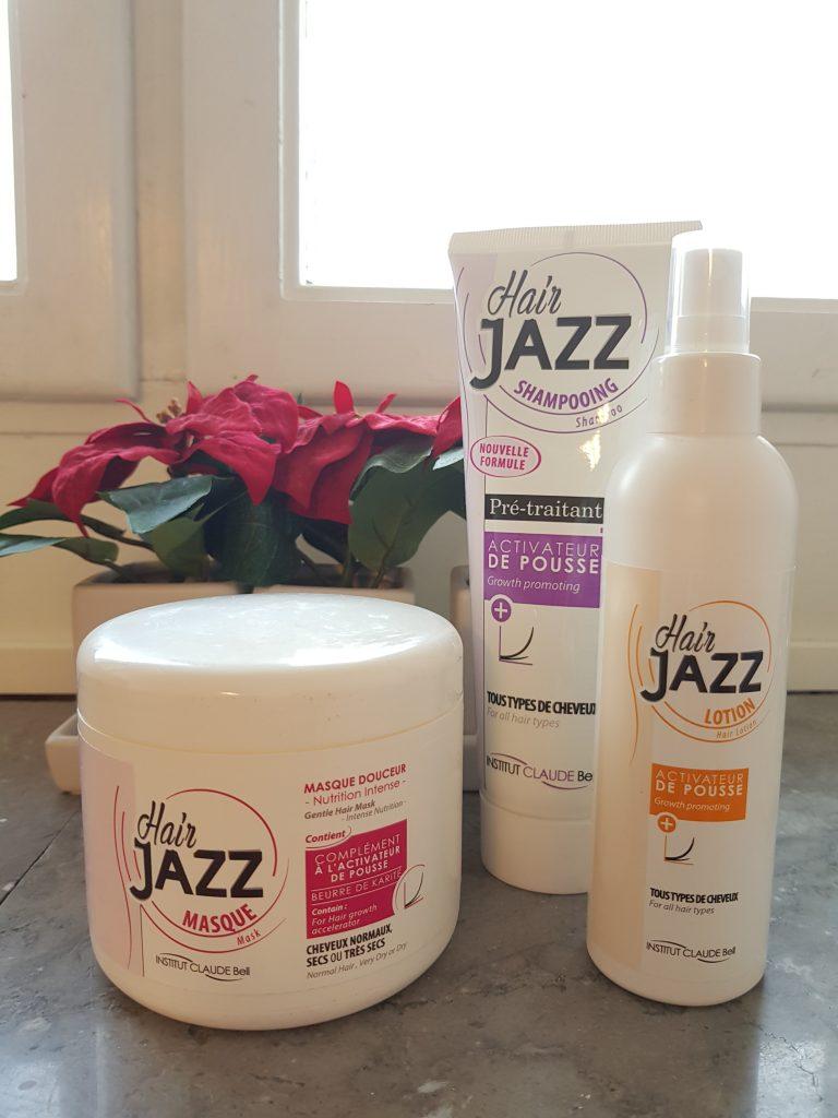 Hair jazz Hamonylife hårvårdsprodukter